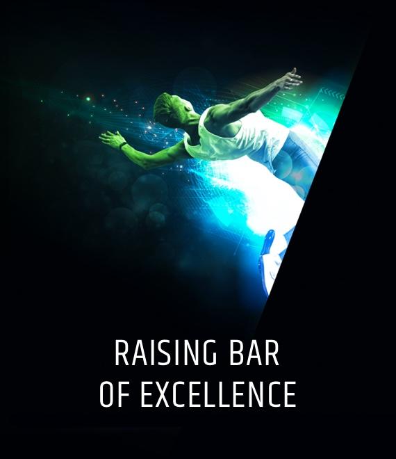 bar jumping